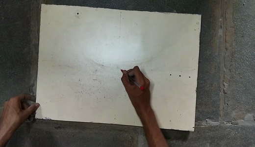 Hole in the Center of the Board