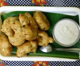 Medu Vadai : A Tasty South Indian Snack
