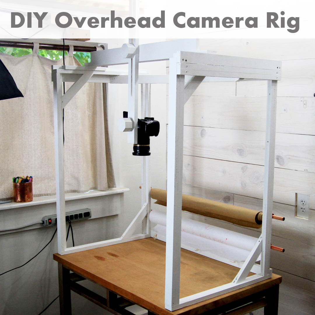 Picture of DIY Overhead Camera Rig