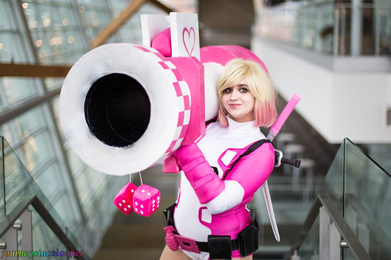 Picture of Gwenpool Rocket Launcher