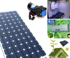 Harvesting and Using Renewable Energy