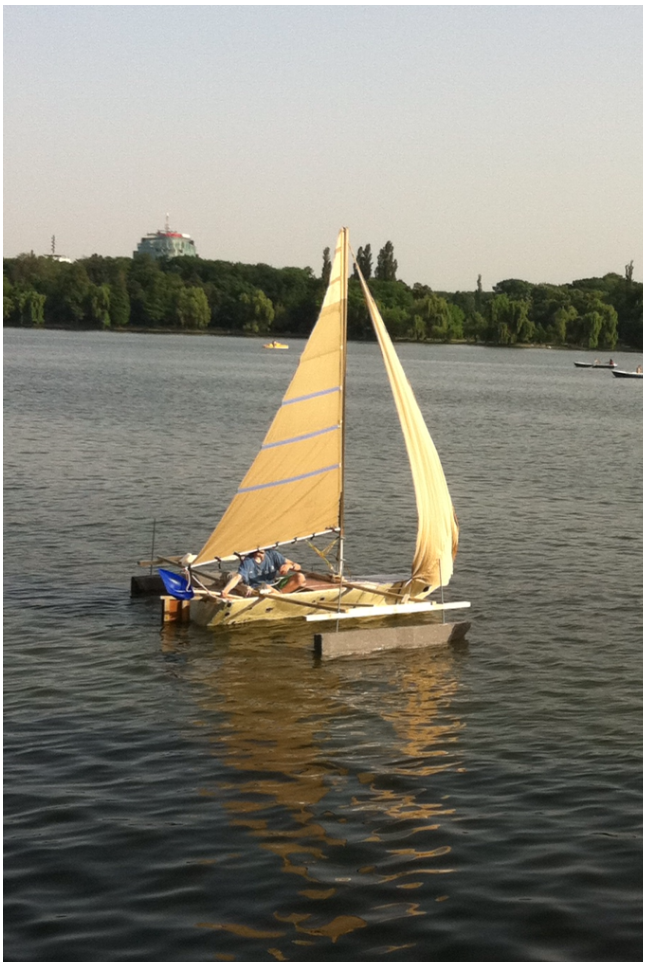 How to Build a Sail Boat That Is Much Cheaper Than Retail Ones.