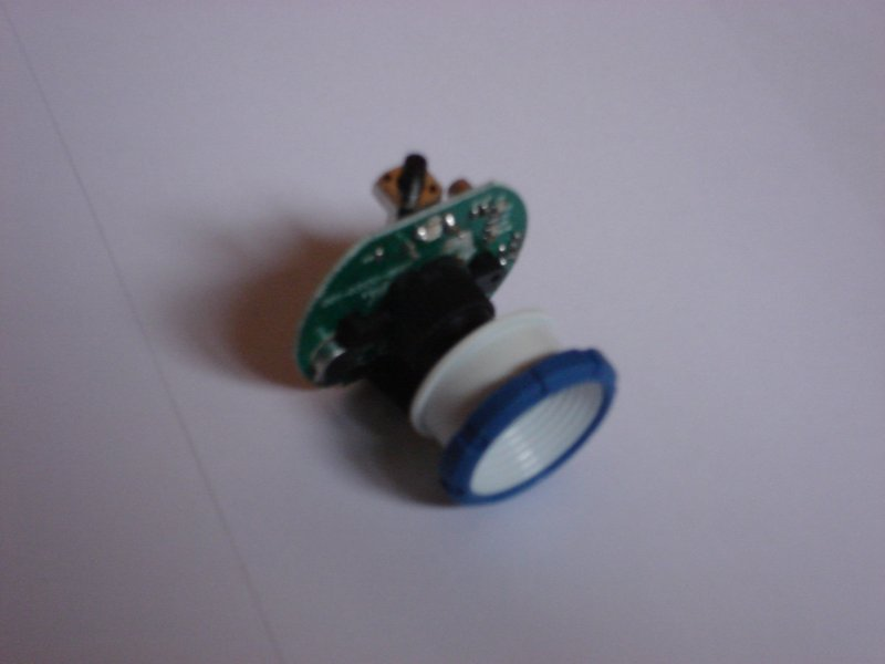 Picture of Remove PCB and Lens Enclosure