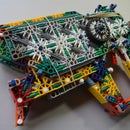 K'NEX Rezosu Z65 - 100th Instructable!!!