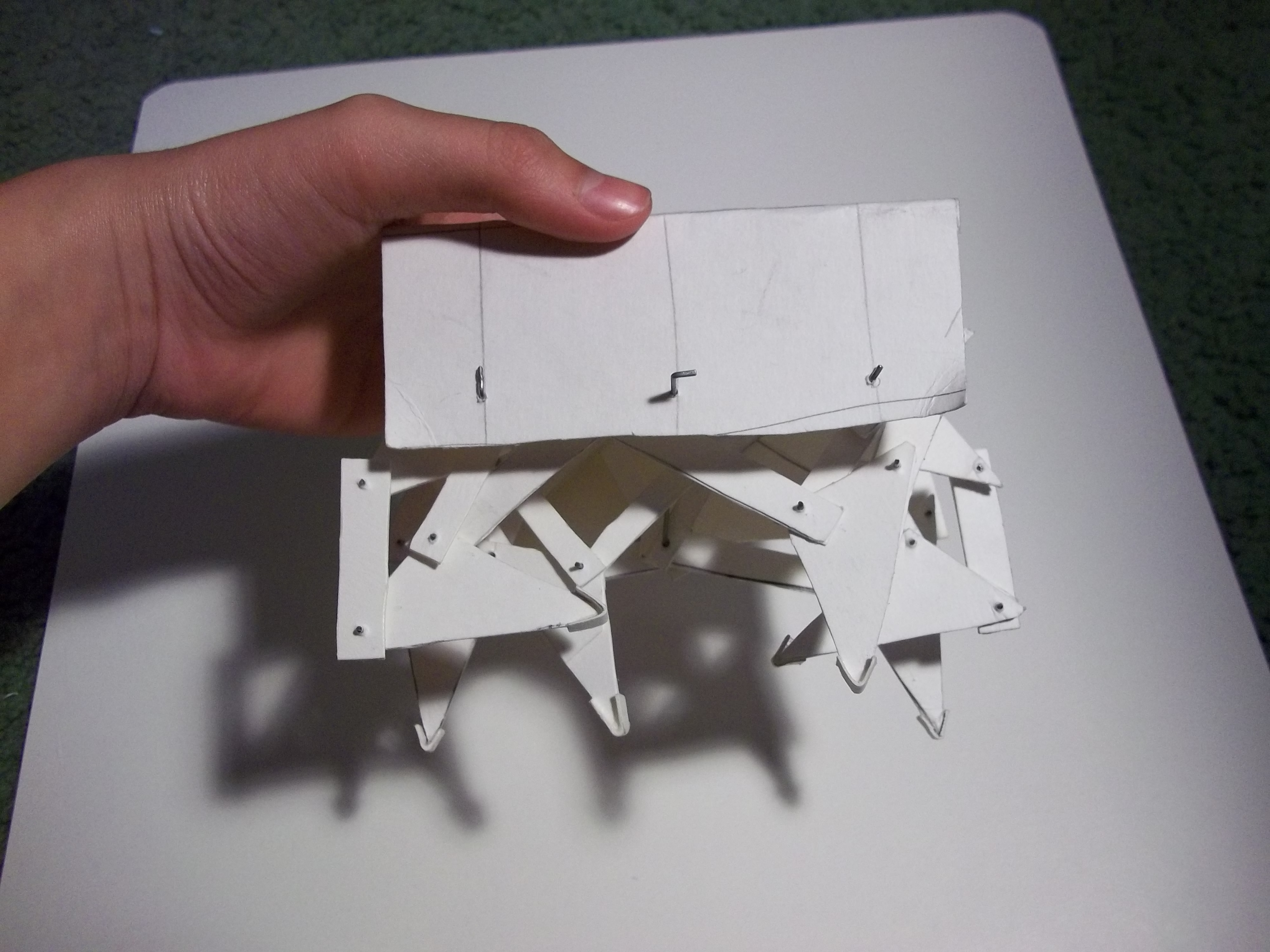 Picture of Paper Strandbeest Mk 2