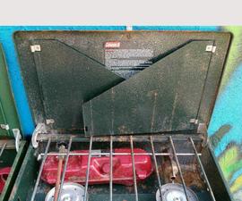 Coleman Stove (case) Refurbished
