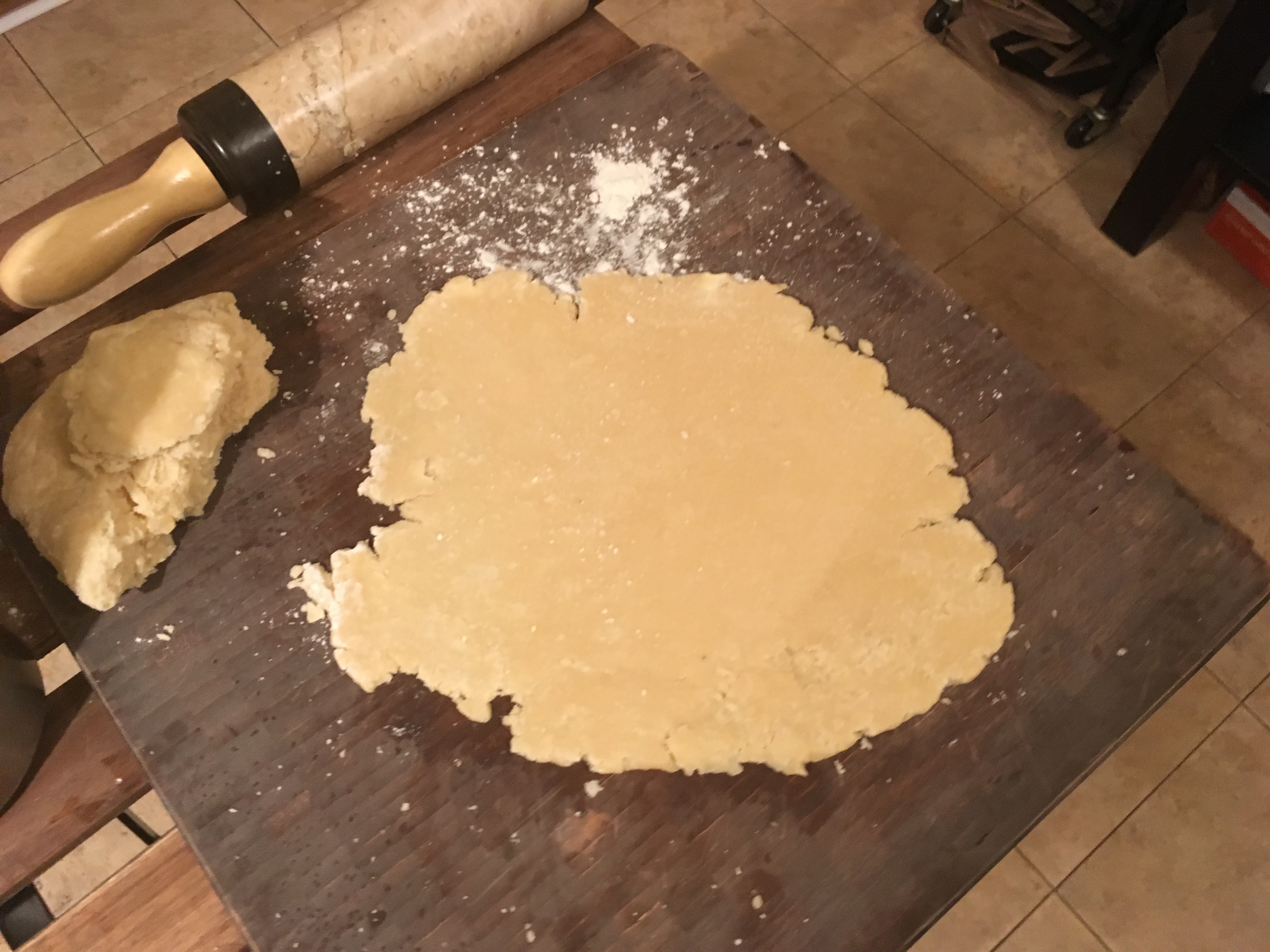 Picture of Top Crust: Conventional