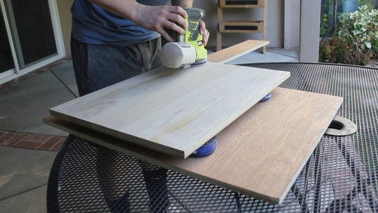 Table Top Finishing
