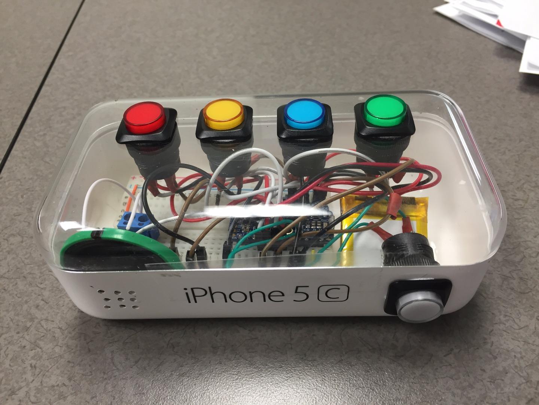 Picture of Arduino Simon Says Game