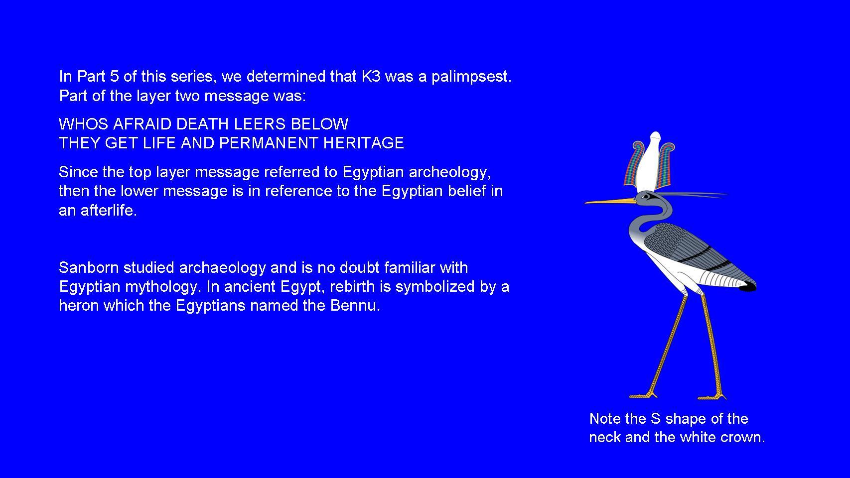 Picture of Egyptian Mythology