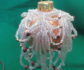 Glass Beaded Ornaments