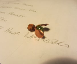 Cute Crafted Fireflies