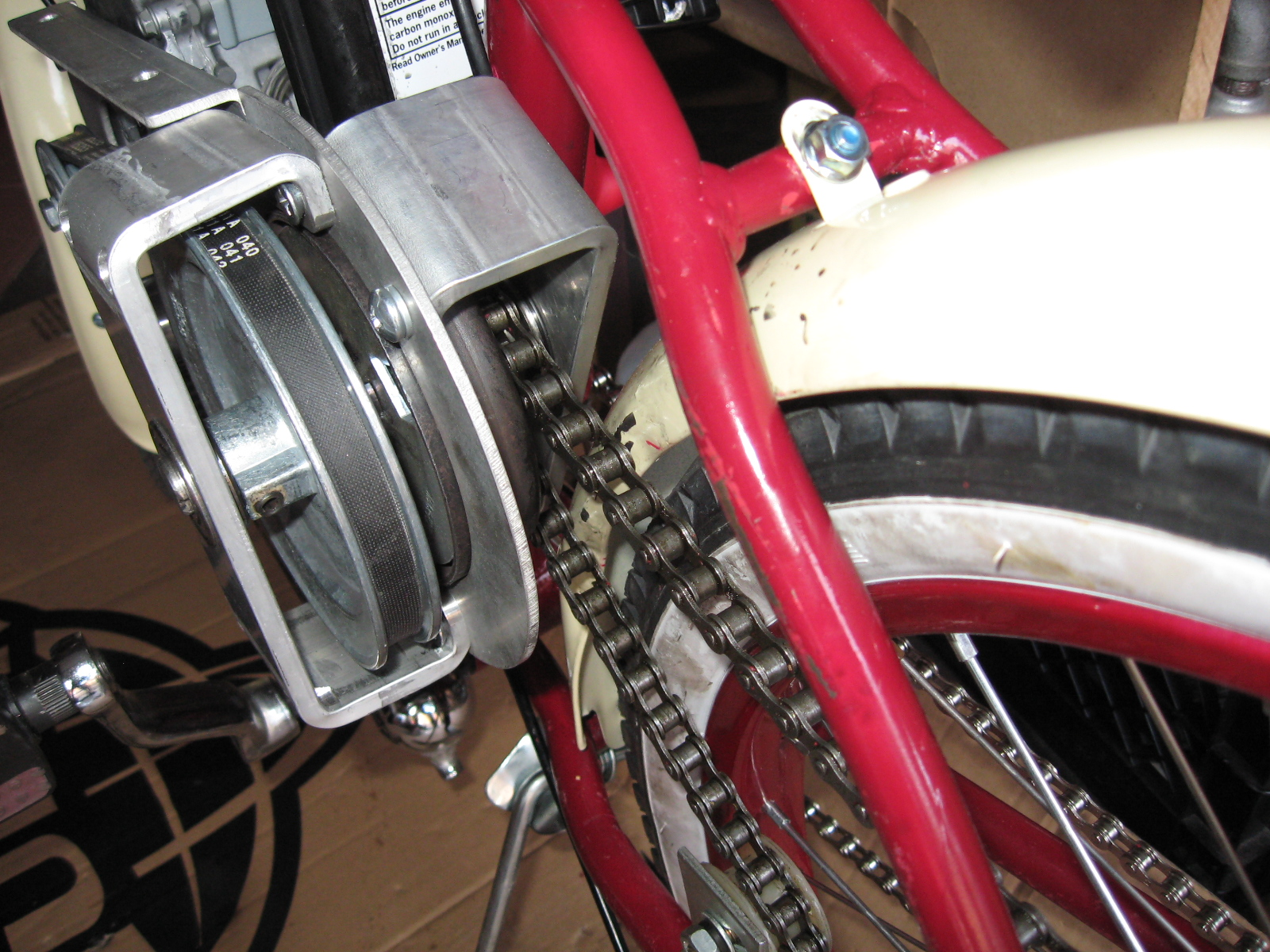 Picture of Semi Finals Part 2: the New Sprocket