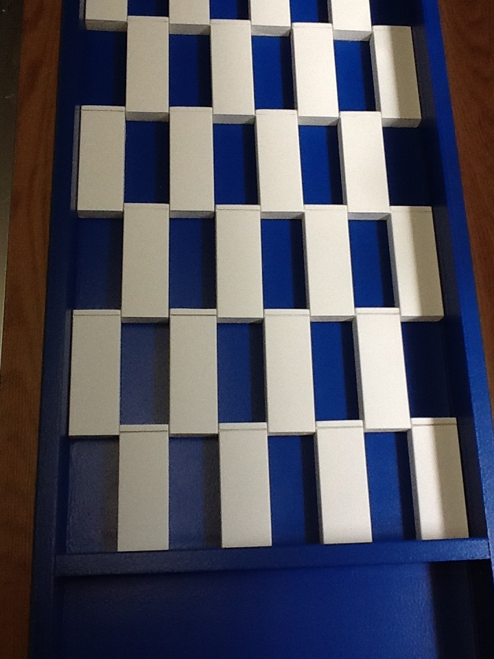 Picture of Tiles and Shelves