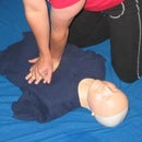 How to do CPR. (Red Cross)