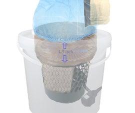Paper Bin Evaporative Cooler