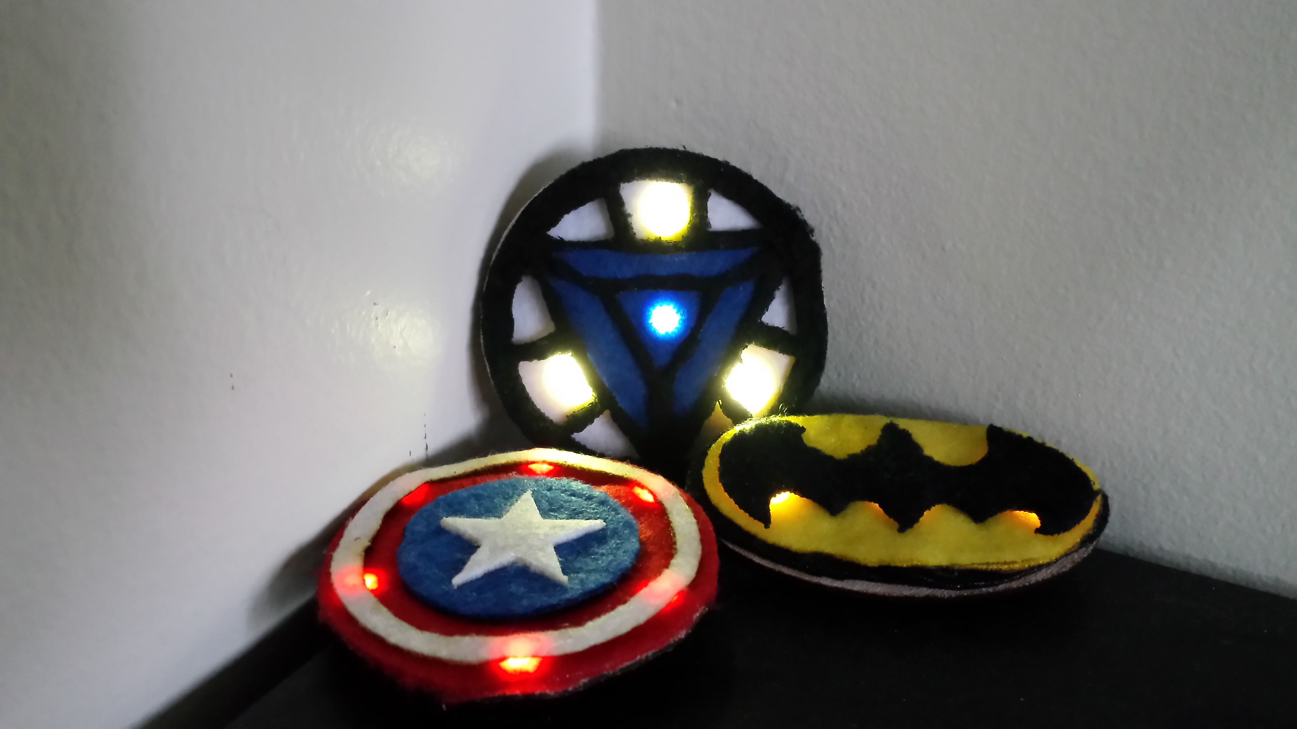 Picture of Superhero LED Wearables