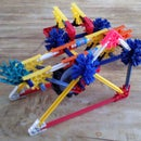 K'nex Ball Machine Element - Tiny Tilter