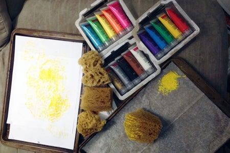 Choose Colors & Prep Paint