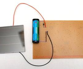 Solar Battery Charging