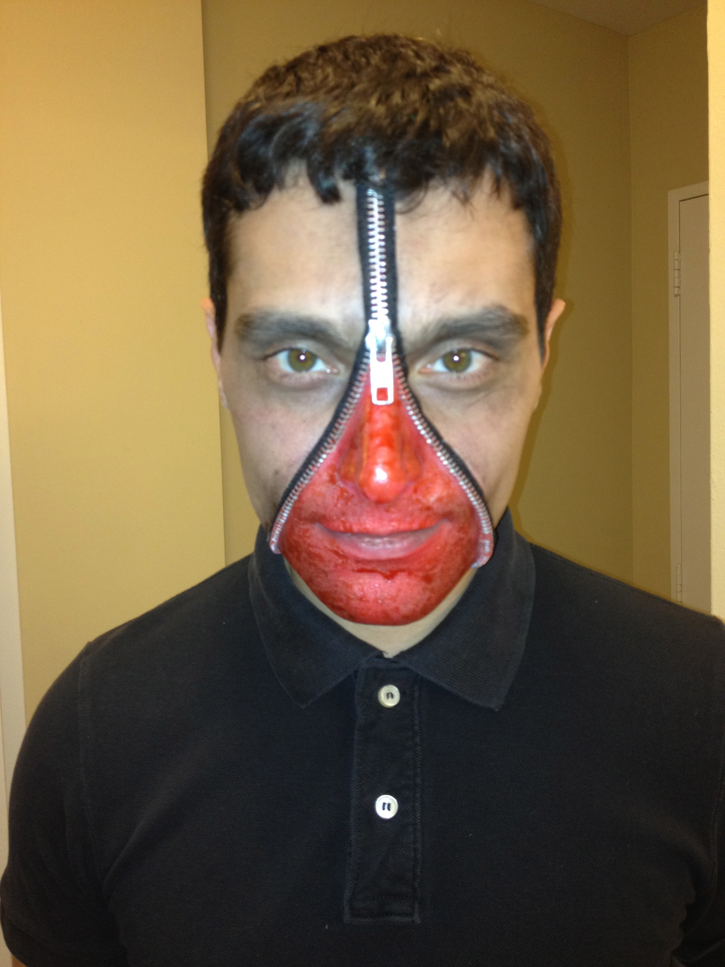 Picture of Zipper Face