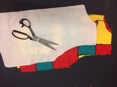 Cut Your Textile to the Pattern Size