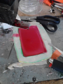 Picture of Custom Wax SkateWax Mold