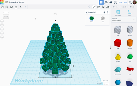 Designing the Tree