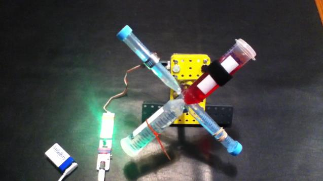 Picture of LittleBits Sample Rotator