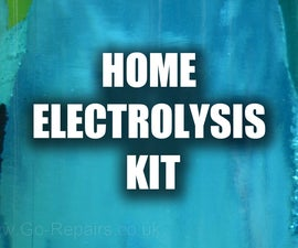 Home Electrolysis Kit