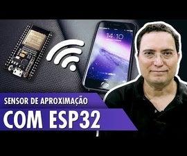 Approach Sensor With ESP32