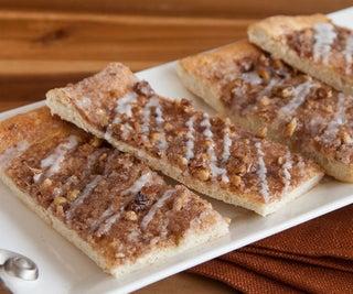 Cinnamon Nut Flatbread