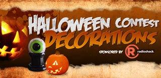 Halloween Decorations Contest