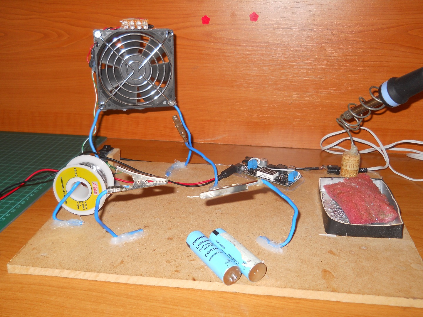 Picture of Build the Power Source