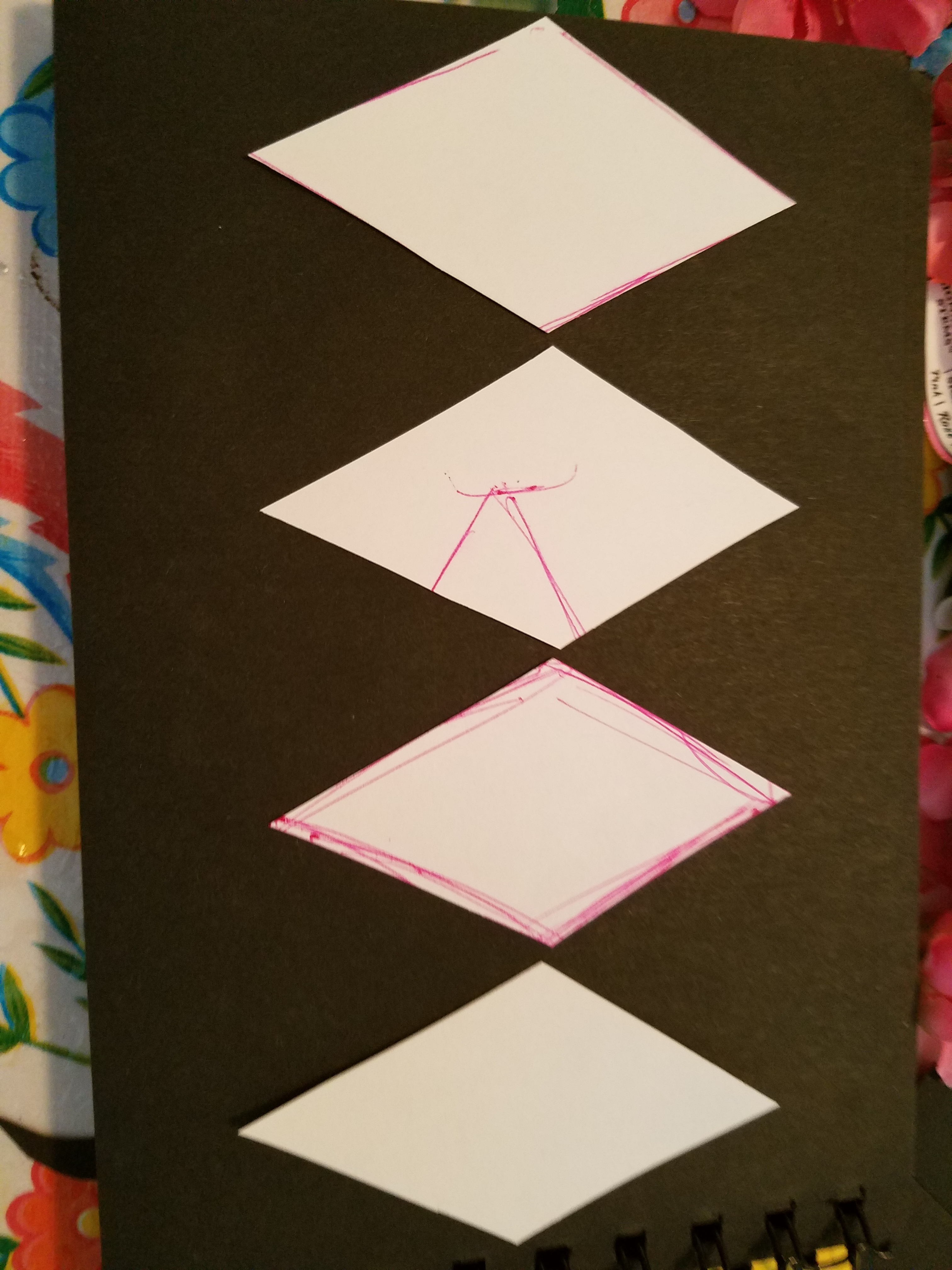 Picture of Add Diamond Shape to the Arrow.