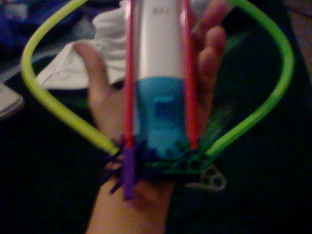 Picture of Make a Knex WII Wheel