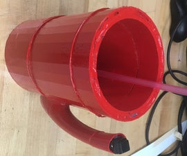 Mechanical Drinking Cup for Disabled