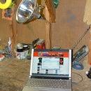 Clamp Lamp Wifi Extender