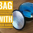 How to Make a Refrigirator Bag With Your Own Hands