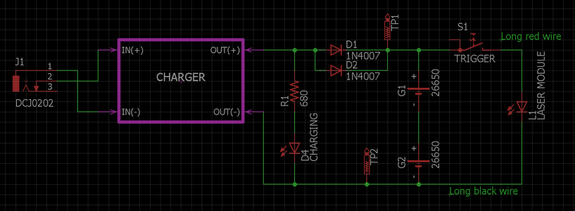 Wiring the Battery Charger Board-
