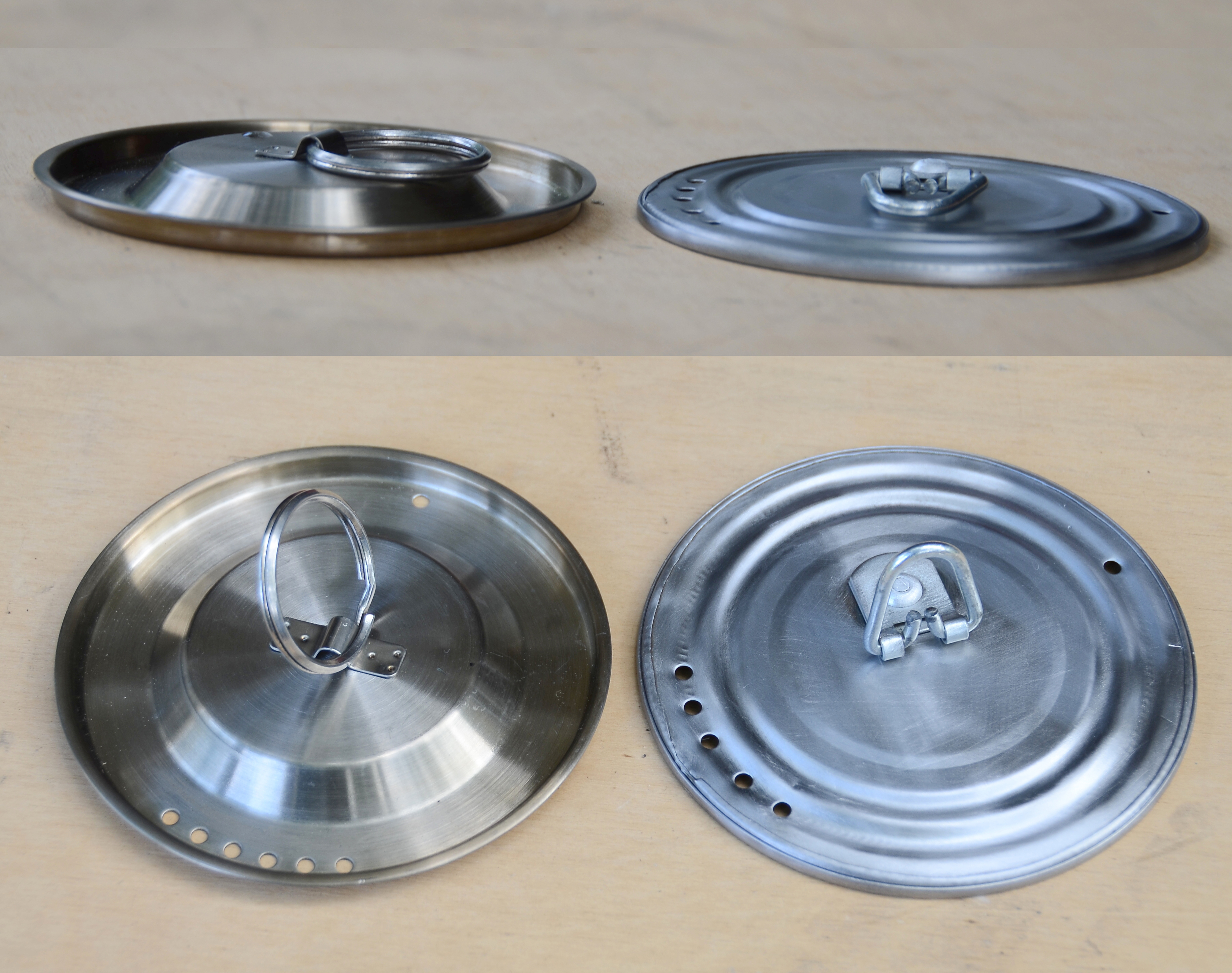 Picture of Completing the DIY Lids & Comparing Results