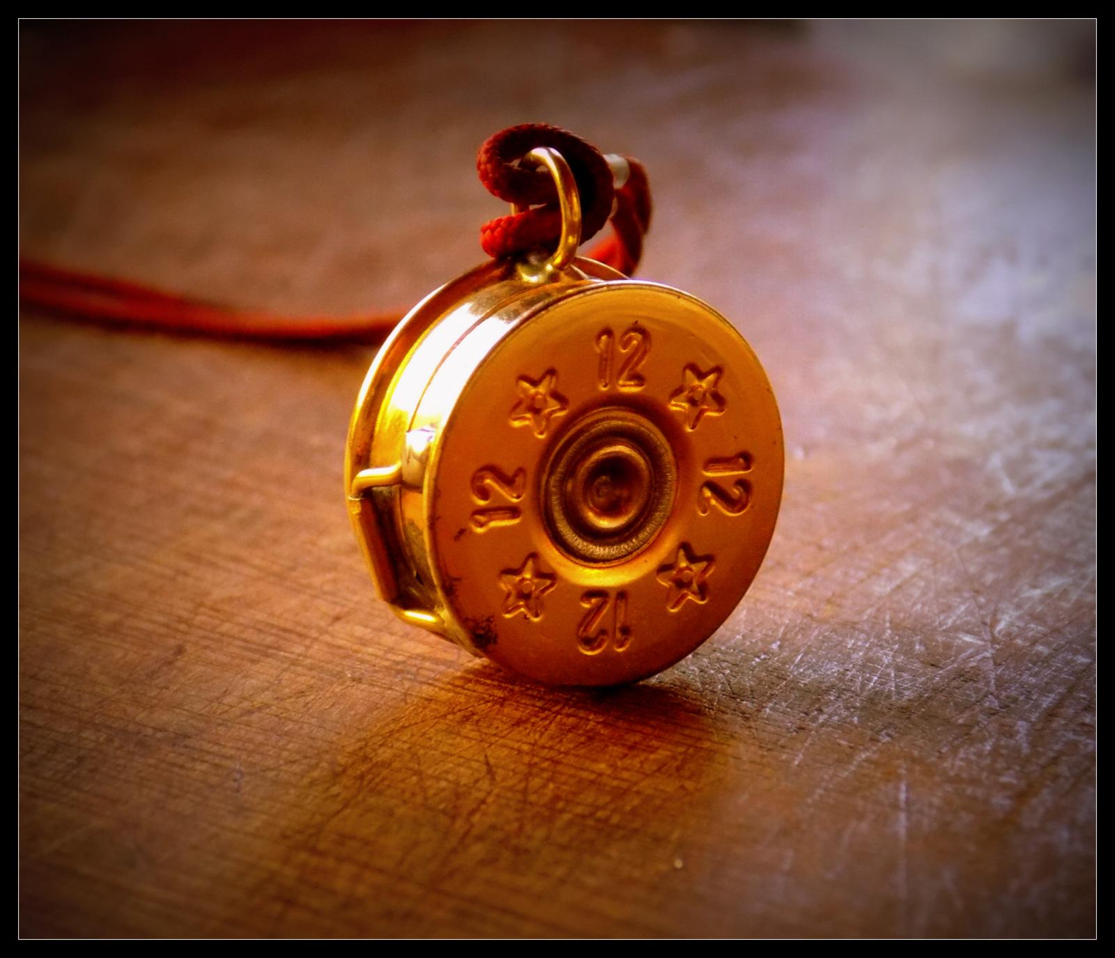 Picture of Shotgun Shell Pendant Keepsake