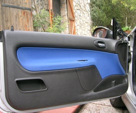 206cc - Door disassembly