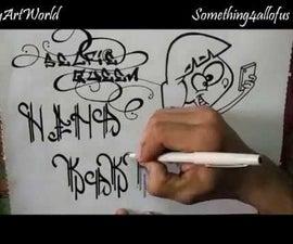 Learn Best Graffiti in Minutes