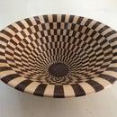 Checkerboard Bowl
