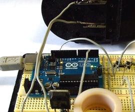Restore Batteries with Arduino