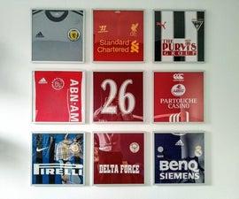 Soccer Shirt Art
