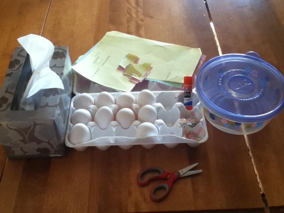 Picture of Confetti Egg