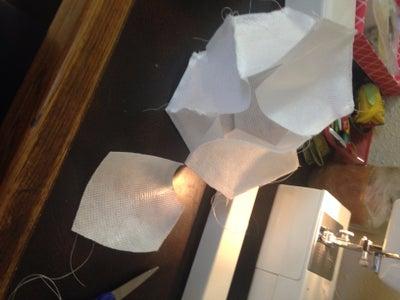 Sew Inside-out Shape