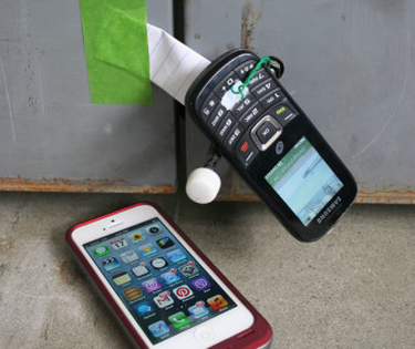 Picture of DIY Alarm With Phone